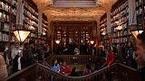 """Die Lello-Buchhandlung in Porto: ein """"Tempel"""" des Geistes"""