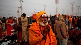 شاهد كيف تتأهب مدينة هندية لأكبر مهرجان ديني في العالم