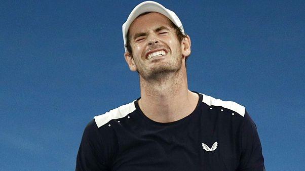Murray dit adieu à l'Open d'Australie