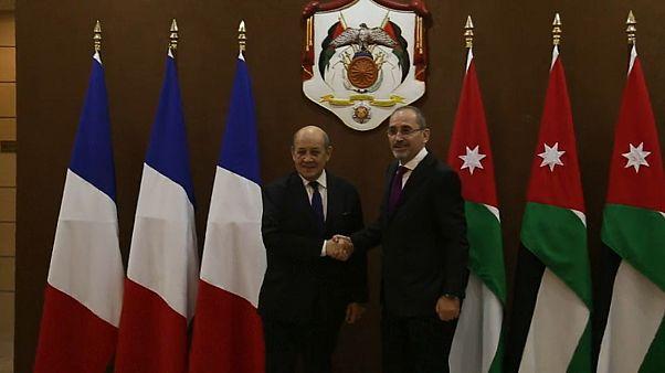 Irak et Syrie : la France, elle, reste