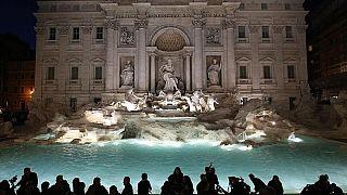 سکههای فواره تروی رم رابطه شهرداری و کلیسا در پایتخت ایتالیا را متشنج کرد