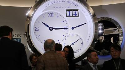 The future of watchmaking is under the spotlight in Geneva
