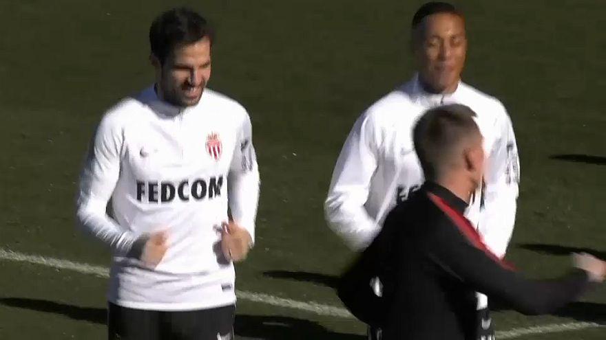 Estreno con empate y vuelta al trabajo para Cesc Fàbregas en el AS Mónaco