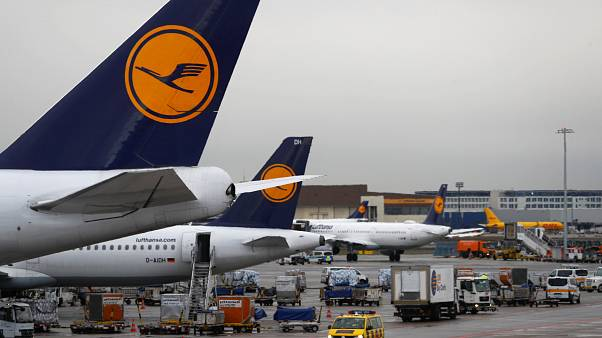 German airport strikes set to give European travellers a major headache on Tuesday