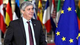 """Mário Centeno : """"Pas de grands changements pour la zone euro en 2019"""""""