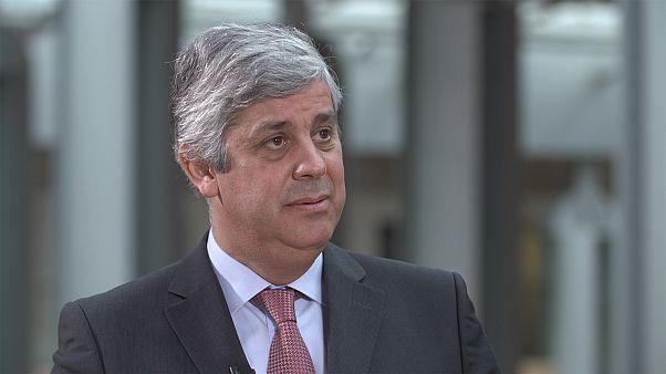 Ο Μάριο Σεντένο στο Euronews