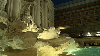 Disputa millonaria en Roma sobre qué hacer con las monedas de la Fontana di Trevi