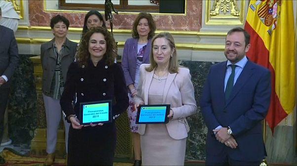 El Gobierno español presenta unos Presupuestos Generales más sociales