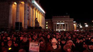 Attaque au couteau à Gdańsk : l'hommage au maire