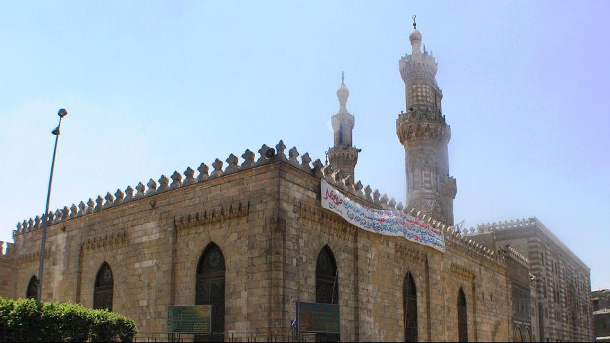 مسجد و دانشگاه الازهر