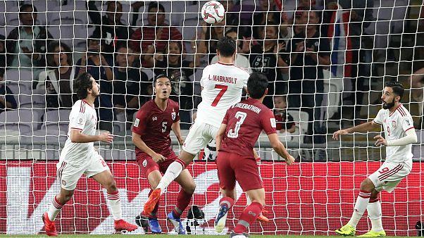 تأهل الإمارات والبحرين إلى دور ال 16 من منافسات كأس آسيا