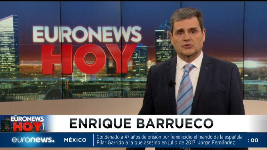 Euronews Hoy: las claves informativas del día. 14/1/2019
