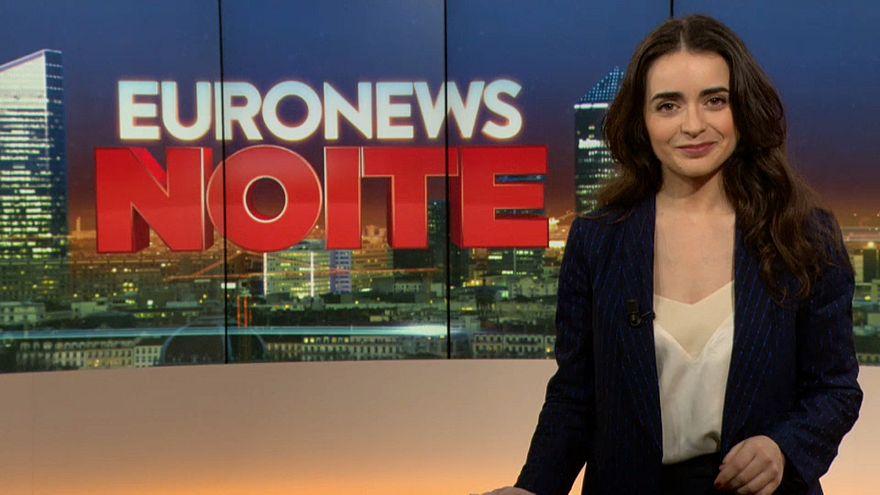 Euronews Noite 14.01.2019