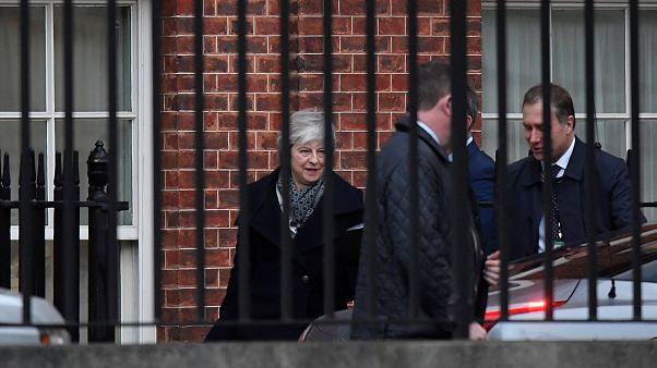 آخرین سخنرانی ترزا می قبل از رای مجلس عوام به برکسیت: بدون تاخیر از اتحادیه اروپا خارج شویم