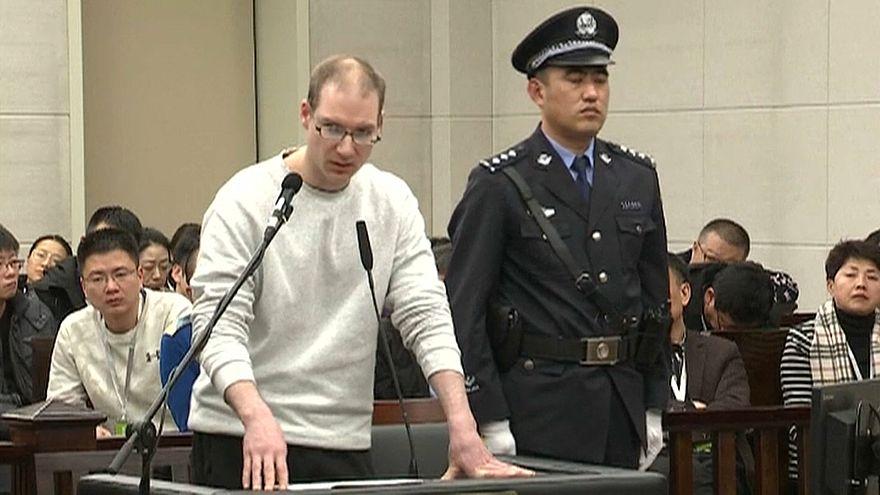 Un Canadien condamné à mort en Chine, passe d'armes diplomatique