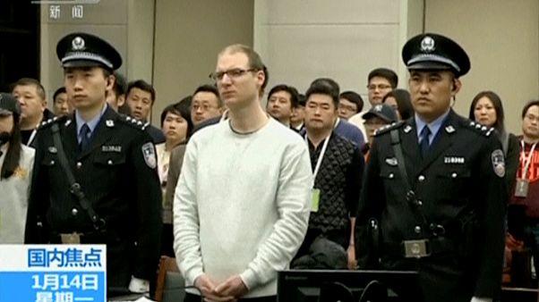 Kanada idam mahkumu vatandaşı için Pekin'den resmen 'merhamet' diledi