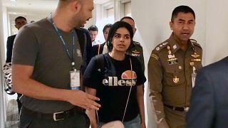 Rahaf Muhammed El Kanun'un Suudi Arabistan'dan Kanada'ya uzanan göç hikayesi