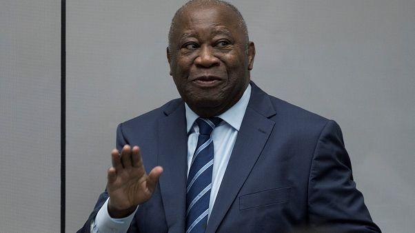 L'ex-président de Côte d'Ivoire Laurent Gbagbo acquitté par la CPI.