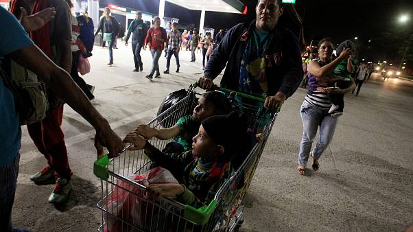Ονδούρα: Σχηματίζεται νέο καραβάνι μεταναστών