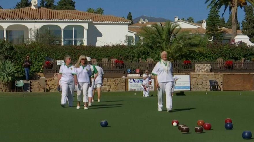 Los jubilados británicos en España temen perder su retiro soñado
