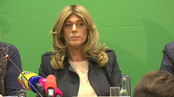 Tessa Ganserer, première députée allemande transgenre