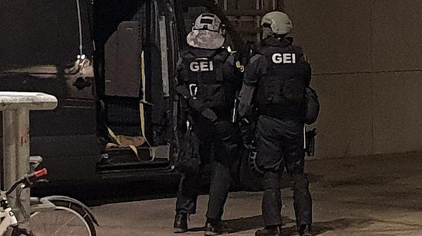 Desarticulada una célula yihadista en Barcelona