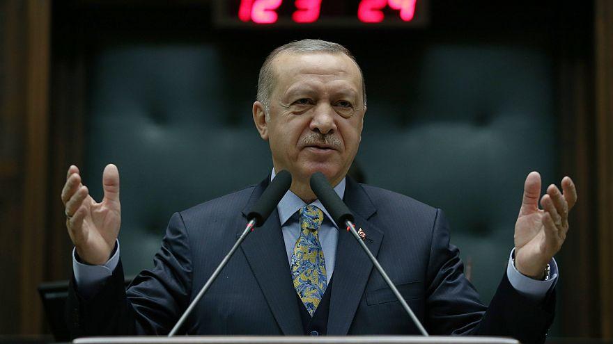Erdoğan: Trump'ın mesajları beni üzdü