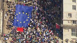 بريكست: بريطانيا تحبس أنفاسها بانتظار تصويت البرلمان على خطة ماي