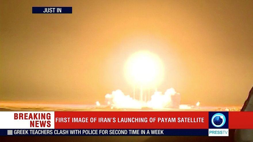 Műholdat lőtt ki Irán, de az nem tudott Föld körüli pályára állni