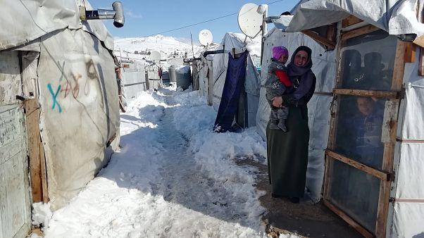 الأمم المتحدة: 15 طفلاً سورياً نازحاً أغلبهم رضّع قضوا بسبب البرد ونقص الرعاية
