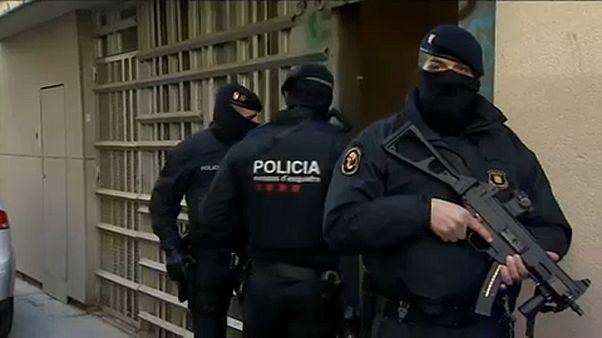 Terrorellenes hadművelet Barcelonában