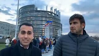"""Di Maio: """"Strasbourg is a waste of money"""""""