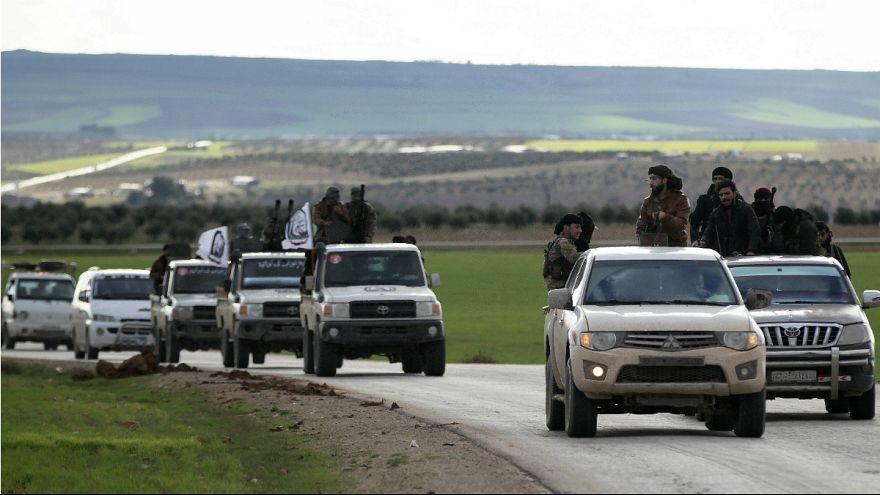 اردوغان خواهان ایجاد منطقه امن ۳۲ کیلومتری در سوریه است