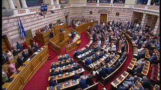 Ципрас призывает обсудить Македонию