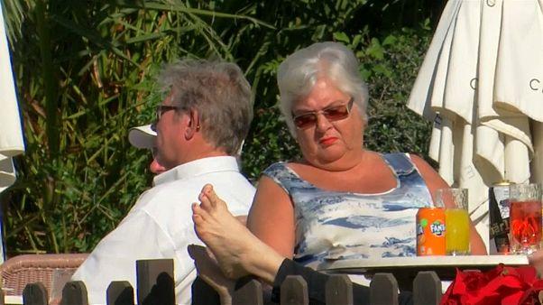 """Ängste britischer Rentner in Spanien: """"Wir tappen im Dunkeln"""""""