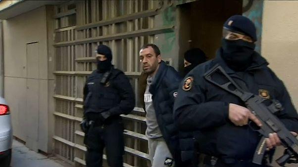 Barcelona: 17 detidos em operação antiterrorista