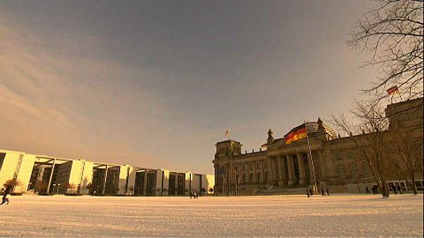 """Германия избежала """"технической рецессии"""""""