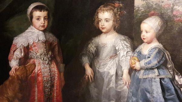 Torino riscopre i ritratti di Antoon Van Dyck