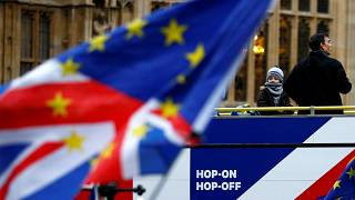 """Vor Abstimmung: Unterhaus-Debatte über """"Brexit""""-Deal"""