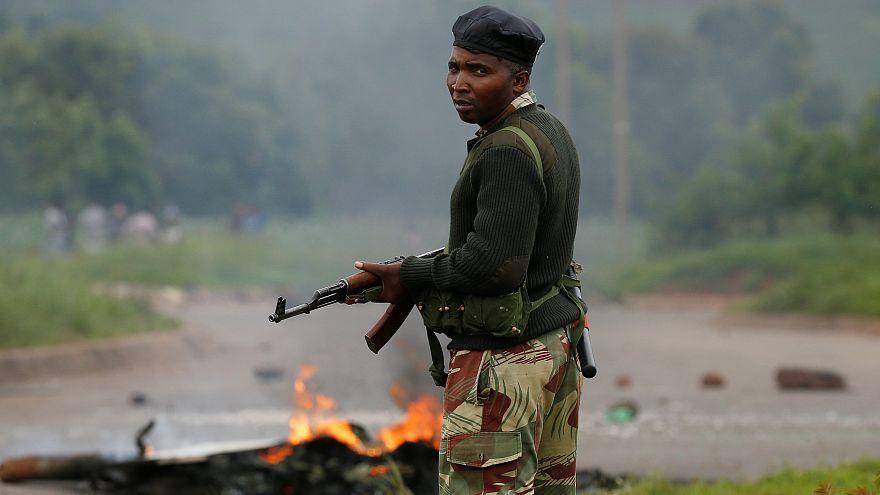 Zimbabwe : des manifestations dégénèrent et font au moins trois morts