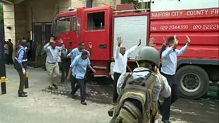 """Kenya: attacco all'hotel di lusso, """"sangue ovunque"""", morti e feriti"""