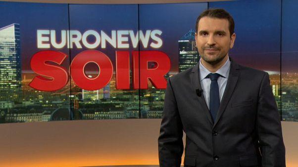Euronews Soir : l'actualité du 15 janvier