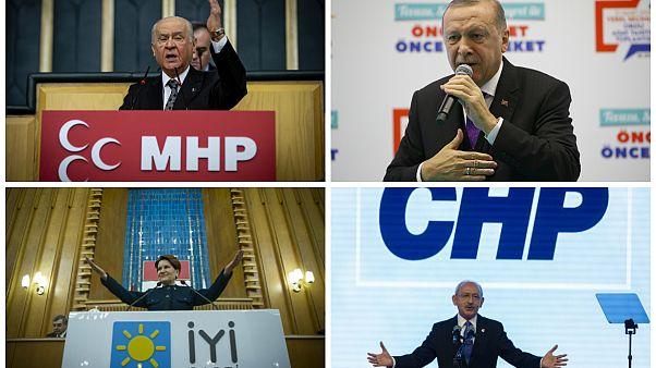 Yerel seçimde hangi parti hangi ilde kimi aday gösterdi?