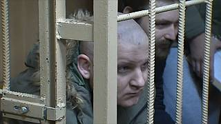 Meghosszabbították az ukrán tengerészek előzetes letartóztatását