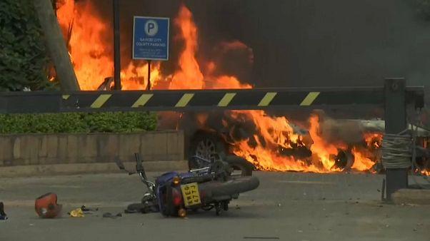 Теракт в Найроби: исламисты захватили заложников в гостинице