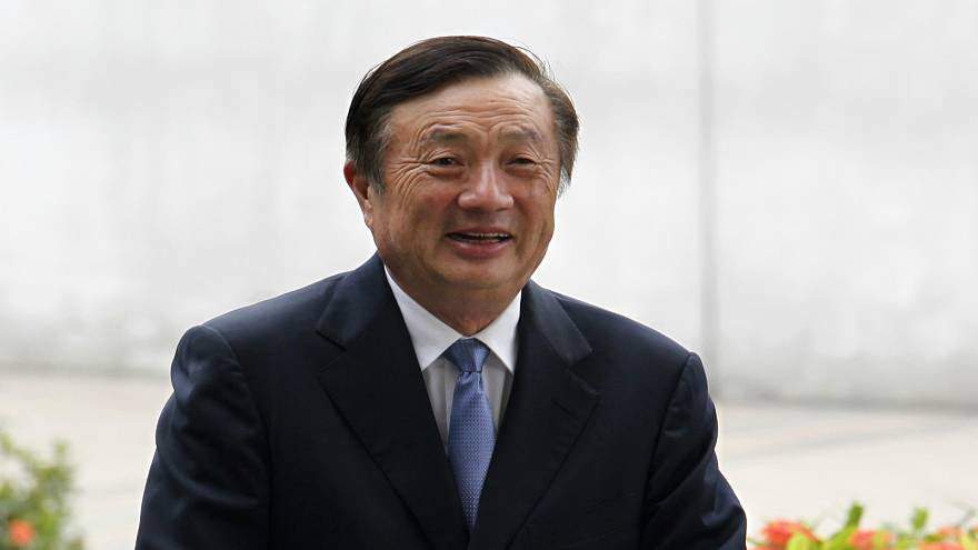 مؤسس هواوي ينفي عن شركته تهمة التجسس لصالح الصين