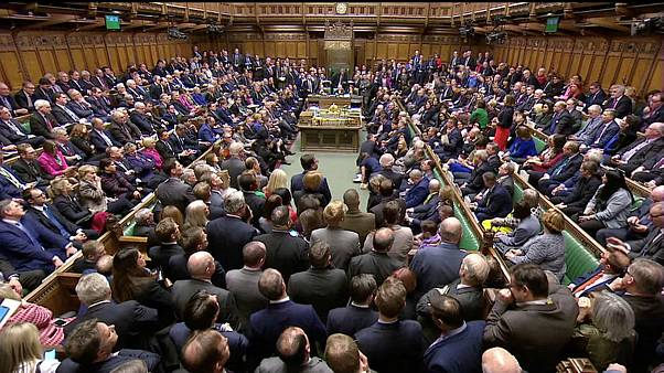 پارلمان بریتانیا با اکثریت قاطع آرا توافق برکیست را رد کرد