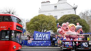 Niederlage für May: Britisches Parlament stimmt gegen den Brexit-Deal mit der EU