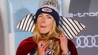 10ème victoire de la saison pour Mikaela Shiffrin