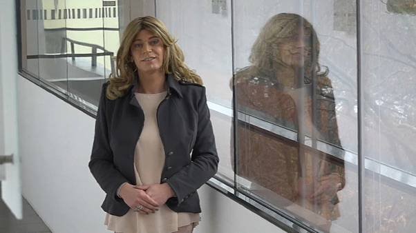 Женщина-трансгендер в баварском парламенте